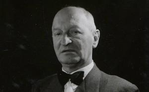 Ludwig Kapeller 1957 - Foto Fritz Eschen