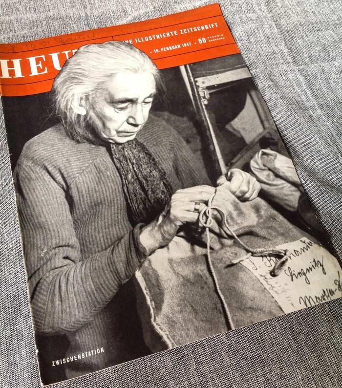 nachkriegszeitschrift-HEUTE