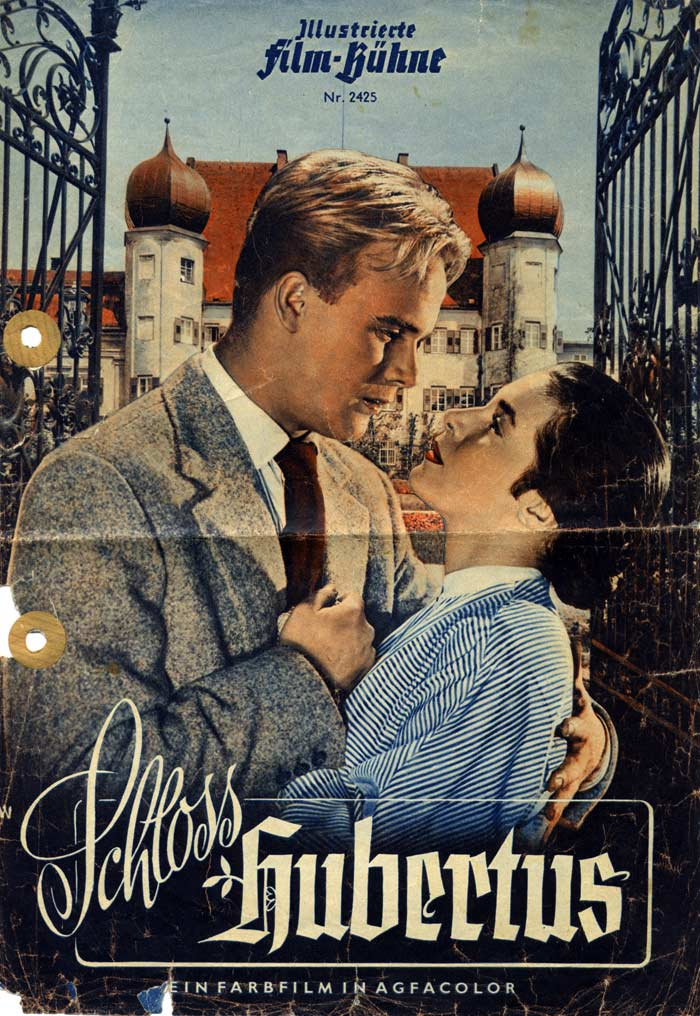 Schloss-Hubertus - Film - 1954