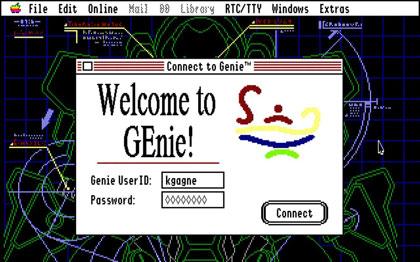 Genie_login_mac