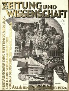 Zeitung-und-Wissenschaft---Deckblatt---1929