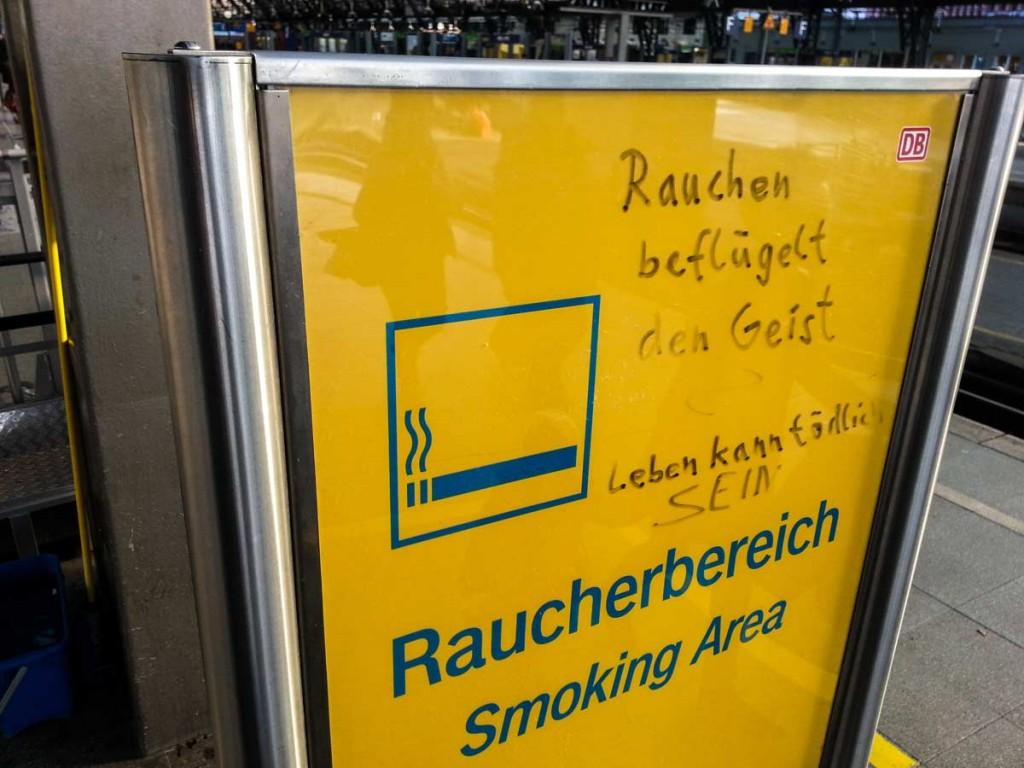 rauchenBeflügeltDenGeist