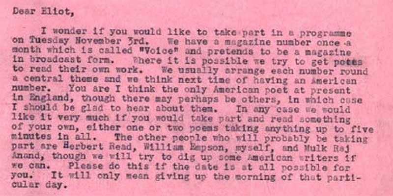 orwellAnEliot_1940